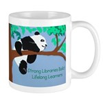 Panda Mug for Strong Libraries