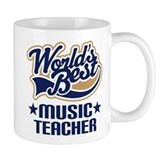 Music Teacher Coffee Mug
