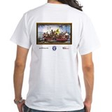Smart People Cross the Delaware: Shirt