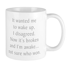 Morning Battle Coffee Mug