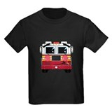 Cute Little Fire Engine T