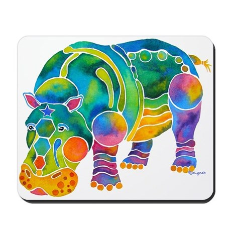 Most Popular HIPPO Mousepad