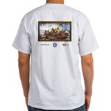 Smart People Cross the Delaware: T-Shirt