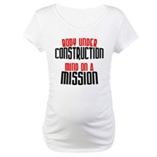 Body under construction... Shirt