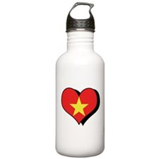 I Love Vietnam Water Bottle