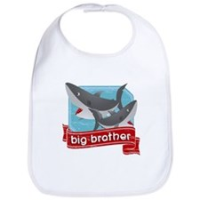 Big Brother Shark Bib