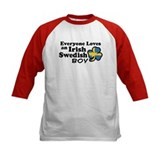 Irish Swedish Boy Tee