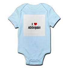 I * Abbigail Infant Creeper