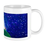 Hedgie in the Moon  Tasse