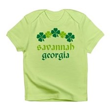 Savannah Georgia Irish Infant T-Shirt