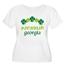 Savannah Georgia Irish T-Shirt
