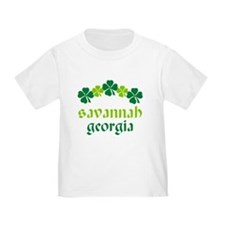 Savannah Georgia Irish T