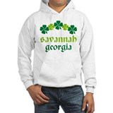 Savannah Georgia Irish Jumper Hoody