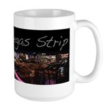 Vegas Strip at Night Mug 15oz