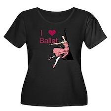 I Love Ballet T