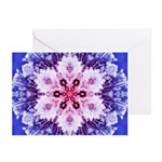 Bright Flake Greeting Cards (Pk of 10)