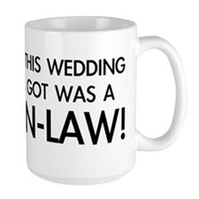 I got a Son-in-Law Coffee Mug