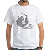 One Man Wolfpack Shirt