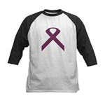 Ribbon Causes Kids Baseball Jersey