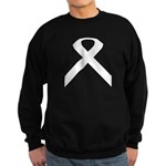 Ribbon Causes Sweatshirt (dark)