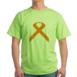 Ribbon Causes Green T-Shirt