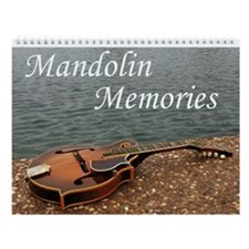 Mandolin Memories Wall Calendar