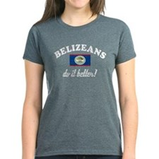 Belizeans Do It Better Tee