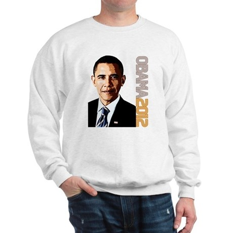 Obama Portrait Sweatshirt