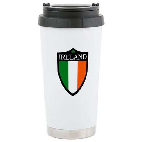 Ireland Ceramic Travel Mug