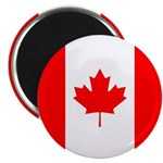 Canadian Flag 2.25