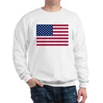 US Flag Sweatshirt