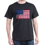 US Flag Dark T-Shirt