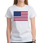 US Flag Women's T-Shirt