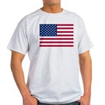 US Flag Light T-Shirt