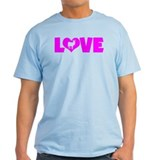 LOVE DONKEY T-Shirt
