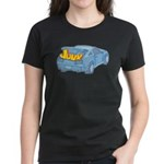 Junk in the Trunk Women's Dark T-Shirt