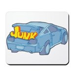 Junk in the Trunk Mousepad