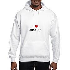 I * Alexus Jumper Hoody