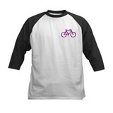 """Purple Bike"" Tee"