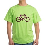 """Purple Bike"" T-Shirt"
