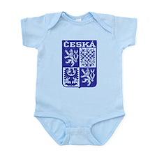 Ceska Infant Bodysuit