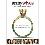 Army Wives: The Complete First Season DVD