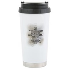 No Matter What Ceramic Travel Mug