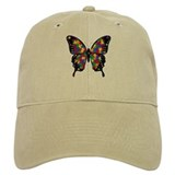 Autism Butterfly Casquettes de Baseball