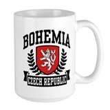 Bohemia Czech Republic Mug
