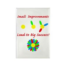 Improvements Success Rectangle Magnet (10 pack)