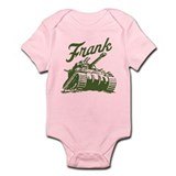 Frank the Tank Onesie