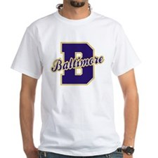 Baltimore Letter Shirt