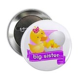 Big Sister Duckling 2.25&quot; Button