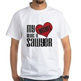 Heart Belongs To Sawyer Shirt
